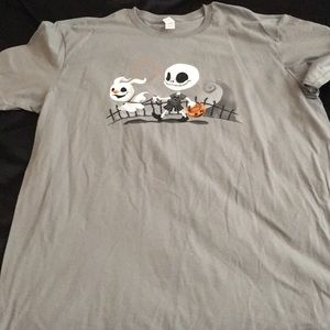 woot Tops - XL Woot Ghost Dog & Trick or Treater
